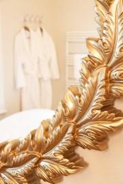 Allium Bathroom Mirror
