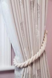 Allium Room Curtain Detail