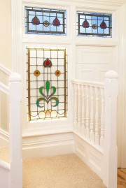Sayle House Tulip Window