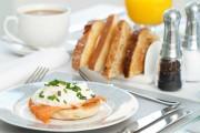 Sayle House Light Breakfast